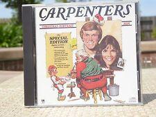 CARPENTERS CHRISTMAS PORTRAIT CD 21 TRACKS 5173DIDX RARE EARLY RELEASE 1990 P 26