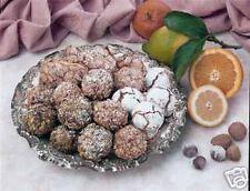 MANDORLE' FRUIT - Teneri biscotti agli Agrumi kg 1