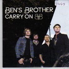 (BZ4) Ben's Brother, Carry On - 2007 DJ CD