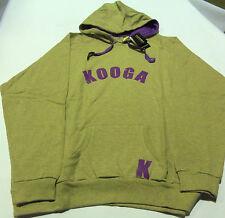 KOOGA COLLEGE RUGBY/LEISURE/TRAINING HOODY-GREY