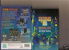 Tetris Worlds PLAYSTATION 2 PS2 PS 2 RARE Retro Puzzle