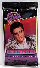 Elvis Presley 1992 Series #1 Unopened Pack 12 Cards #4