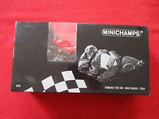 MINICHAMPS® 122 006304 1:12 Yamaha YZR 500 Max Biaggi 2000 NEU OVP