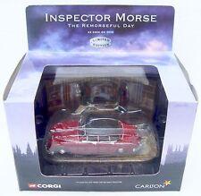 "Corgi Toys 1:43 Jaguar Mk Ii ""Inspector Morse"" Tv Movie Car Mib Limited Edition!"