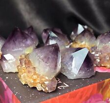 SPIRIT QUARTZ AMETHSYT Crystal, Ametrine, Cactus Quartz, Purple, Phantom Crystal