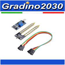 Igrometro sensore umidità (Hygrometer Humidity Arduino)