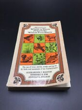 American Wildlife & Plants A Guide To Wildlife Food Habits VTG 1951 Paperback