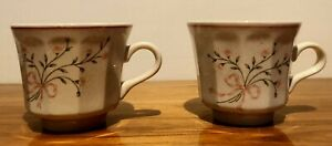 pair of Churchill tea cups Made in England