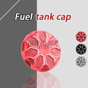 Motorrad CNC Aluminum Fuel Tank Cover Gas Caps for Ducati 899 959 1199 PANIGALE
