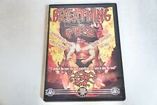 BREATHING FIRE- BOLO YEUNG- ED NEIL- KUNG FU-DVD DISC ONLY #B9