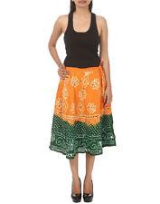 Unbranded Dry-clean Only Knee-Length Regular Skirts for Women