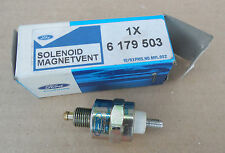 Ford Magnetventil Vergaser Escort Fiesta Sierra Transit 6179503  - 87SF-9P554-BA