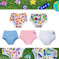 Bambino Mio Potty Training Pants Cotton Washable Nappy Diaper Child Kid Toddler