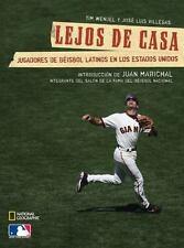 Lejos de casa: Jugadores de beisbol latinos en los Estados Unidos-ExLibrary