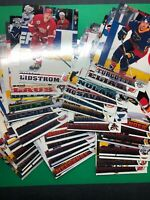 1998-99 Pacific Paramount Silver Parallel Lot No Doubles 50+ Cards