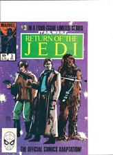 Star Wars Return of the Jedi no. 3, Marvel, 1983, F/VF.