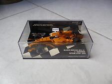 Mclaren Mercedes MP4-21 Interim Livery 2006 Raikkonen n°3 Minichamps 1/43 F1