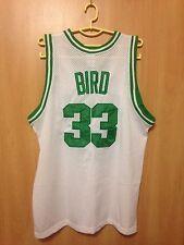 RARE NBA BOSTON CELTICS AUTHENTIC JERSEY CHAMPION LARRY BIRD #33