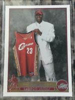 2003-04 Topps Basketball Rookie #221 LeBron James RC ***RP*** SGC 10?