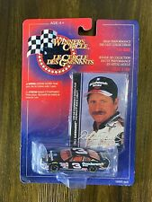 DALE EARNHARDT SR. #3 GOODWRENCH 1/64 SCALE WINNERS CIRCLE 1999 IN FRENCH CANADA