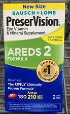 PreserVision AREDS2 Formula, 210 Soft Gels