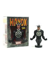 Bowen Designs Havok Mini Bust X-Men Marvel Sample 981/2000 New In Box
