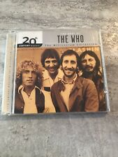 The Who ~ The Best of ~ 20th Century Masters ~ The Millenium Collection ~ CD