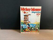 Carte postale Mickey