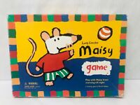 Lucy Cousins Maisy Matching Game COMPLETE Preschool Educational 1994 Briarpatch