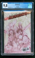 CGC 9.8 RUNAWAYS #1 MARVEL LIMITED EDITION 1ST APPEARANCE VICTOR MANCHA LONERS