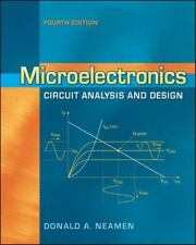 Microelectronics Circuit Analysis and Design by Neamen, Donald A