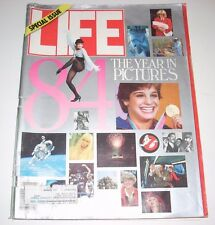 January 1985 Life Magazine 84 Year in Pictures Special Issue VINTAGE ADS  News