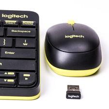 Wireless Keyboard and Moe Logitech MK240 Combo for Laptop Desktop USB For PC Mf