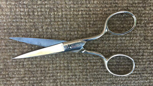 Vintage Case XX Scissors, 81-5, Made in USA
