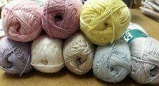 James C Brett 'Its Pure Cotton' - DK Yarn - 100g 100% cotton