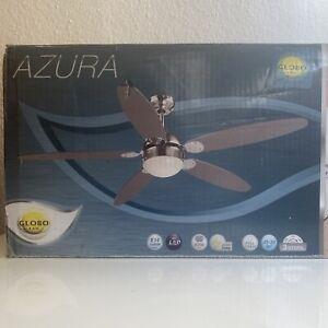 Globo Azura Deckenventilator mit LED
