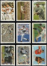 2007 UD Upper Deck Masterpieces Base Cards You Pick the Player / Card