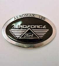 Vintage 1990 Ford AEROMAX 120 AEROFORCE Belt Buckle Sales Contest Commemorative
