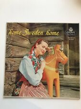 HOME SWEDEN HOME lp LONDON TW 91197