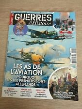 GUERRES & HISTOIRE  N° 46  DECEMBRE  2018  /  LES  AS  DE  L'AVIATION