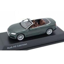 SPARK Audi A5 Cabriolet Color Verde 1:43 Collection Diecast
