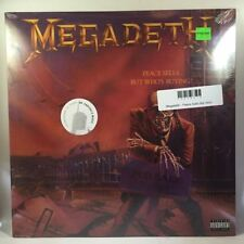 Megadeth - Peace Sells But Who's Buying LP NEW 180G