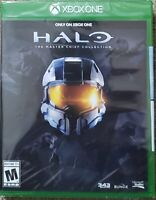 Halo The Master Chief Collection Standard Edition Xbox One New!