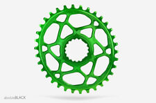 PLATO ABSOLUTE BLACK MTB OVALADO CANNONDALE HOLLOWGRAM DM GREEN
