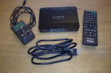 Sony SMP-U10 USB Media Player with Remote HDMI component divx Dolby digital