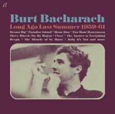 VA Burt Bacharach - Long Ago Last Summer 1959-61 CD NEU OVP