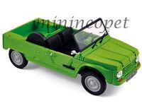 NOREV 181519 1983 83 CITROEN MEHARI 1/18 MODEL CAR TIBESTI GREEN