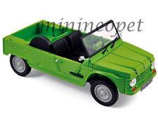 NOREV 181519 1983 83 CITROEN MEHARI 1/18 DIECAST MODEL CAR TIBESTI GREEN