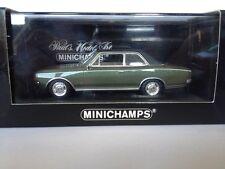 MINICHAMPS 1:43 Opel Commodore A 1966 430046160
