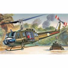 ITALERI UH-1D Slick Helicopter 1247 1:72 Aircraft Model Kit
